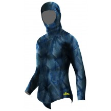 Elios Tailor Made Smoothskin Pelagos Camo Spearfishing Wetsuit