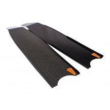 Leaderfins Pure Carbon Spearfishing Blades