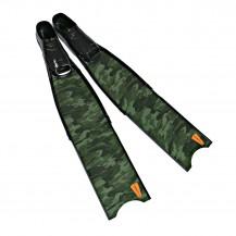 Leaderfins Alga Camouflage SB Spearfihing Fins