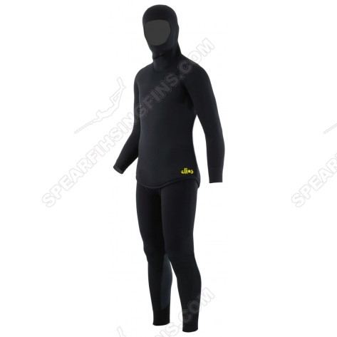 Tailor Made Black Pro Spearfishing Wetsuit