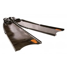 Leaderfins Carbon Camouflage Spearfishing Fins