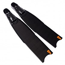Pure Carbon Spearfishing Fins