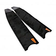 Black Camouflage Pro Spearfihing Blades
