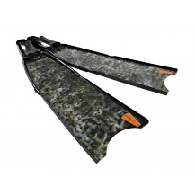 Leaderfins Alga Camouflage 3D Spearfishing Fins