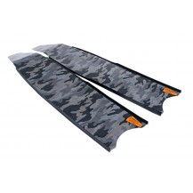 Leaderfins Grey Camouflage Pro Spearfishing Blades