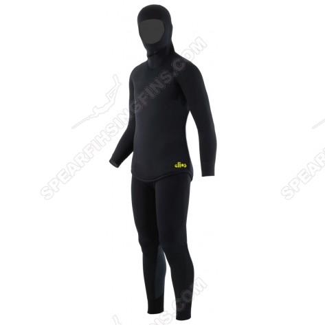 Black Pro Spearfishing Wetsuit