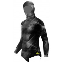 Elios Tailor Made Smoothskin Argento Camo Spearfishing Wetsuit