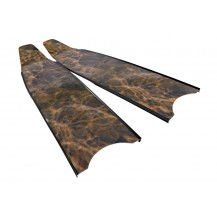 Leaderfins Brown Camouflage Pro Spearfishing Blades