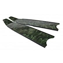 Leaderfins Alga Camouflage SB Spearfishing Blades