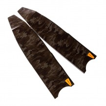 Carbon Camouflage Spearfishing Blades