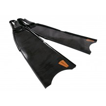Leaderfins Black Camouflage Pro Spearfishing Fins