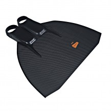 Leaderfins Carbon Sport Freediving Monofin + Socks