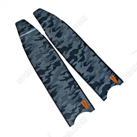 Leaderfins Camouflage SB Spearfihing Blades
