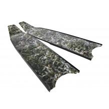 Leaderfins Alga Camouflage 3D Spearfishing Blades