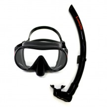 Hunter Pro Mask + Snorkel Set