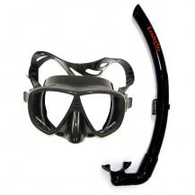 Abyss Pro Mask + Snorkel Set